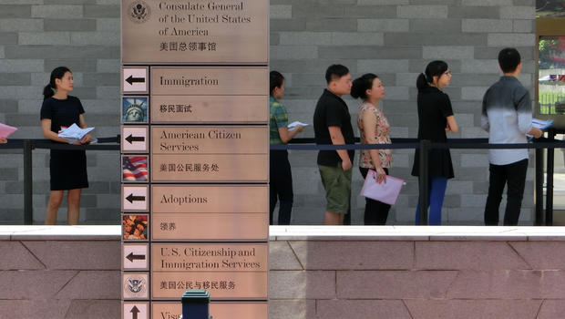 US Warns Citizens in China After 'Abnormal' Sound Injures Worker