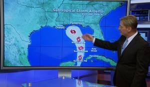 First named storm of the season set to hit the U.S.