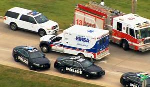 Witness describes moment civilians took down Oklahoma gunman