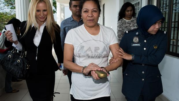Aussie grandmother sentenced to death by hanging