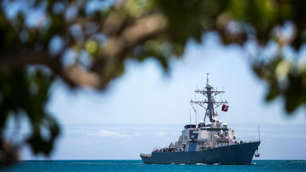 China rejects 'ridiculous' United States  accusation of S.China Sea militarization