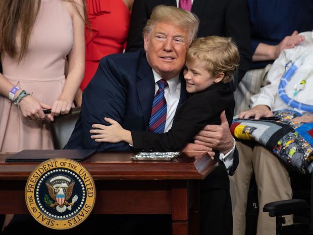 Donald Trump, Jordan McLinn