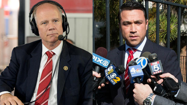 Grimm condemns Donovan after Trump endorsement: Endorsements can't change facts