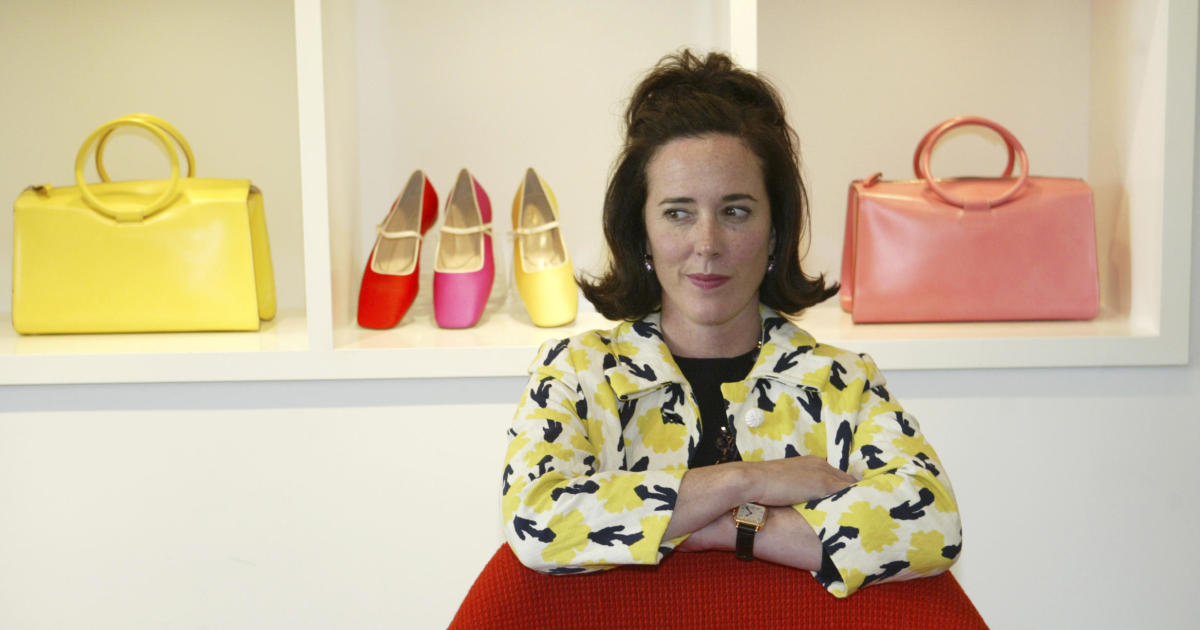 Kate Spade suicide: Designer's father recounts talking to ...