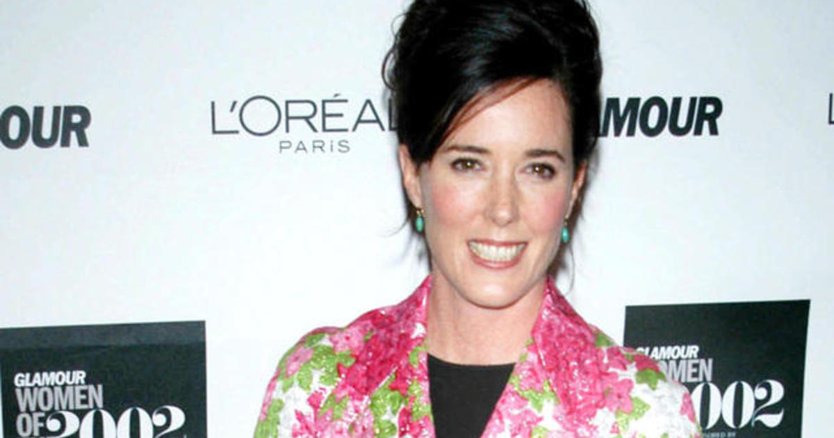 36e4e11e0421 Kate Spade suicide  Andy Spade gives statement after designer s death - CBS  News
