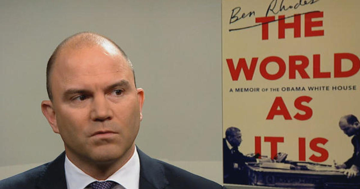 """Ben Rhodes: """"We could have done more"""" to explain Russia's ..."""