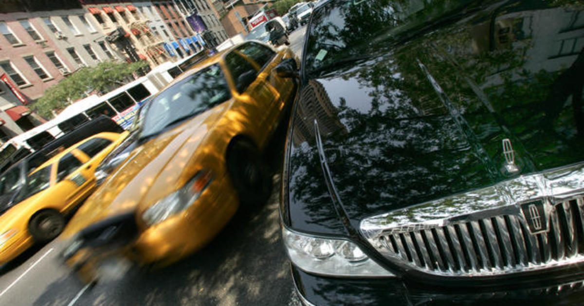 Taxi drivers struggle with debt and increased competition