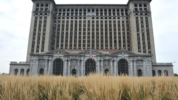 Ford Buys Michigan Central Depot Detroit Train Station