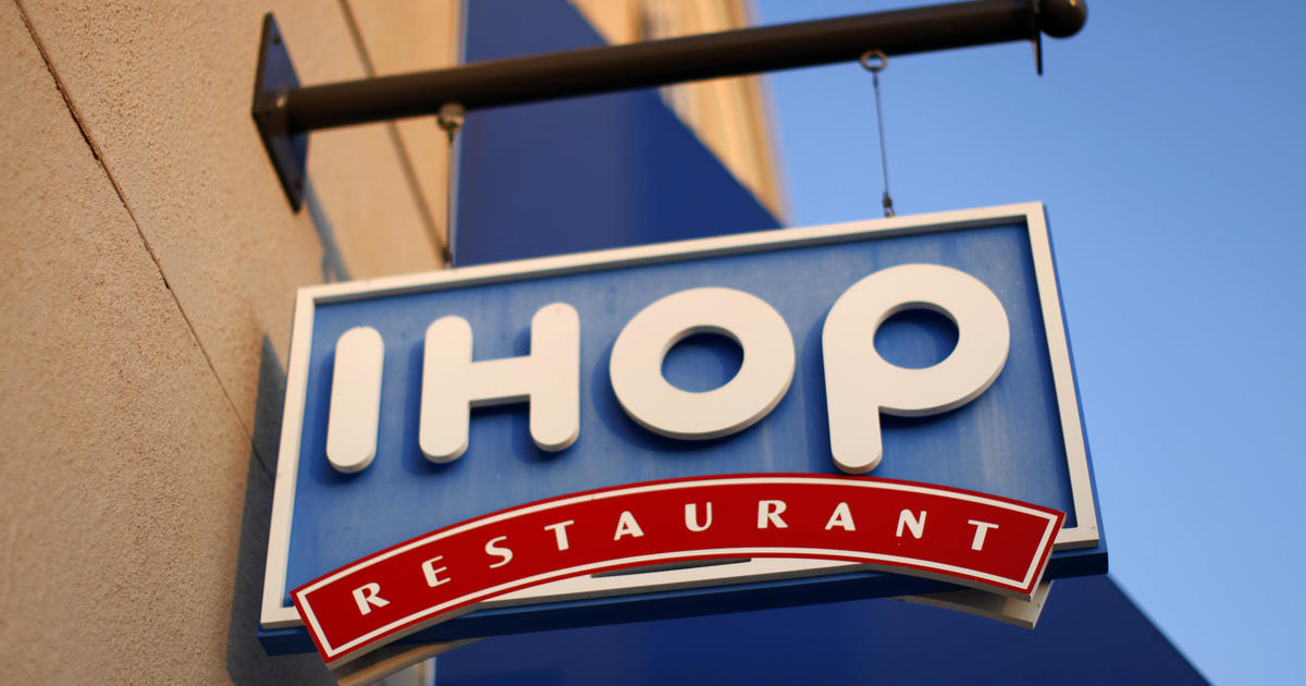 Ihop Name Change What Does Ihob Stand For In Ihops New Name Cbs