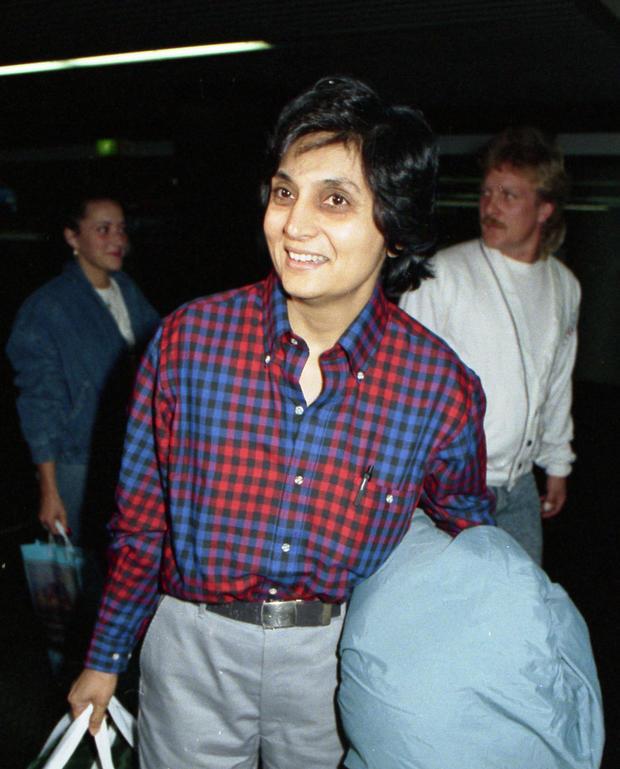 West Germany Ma Anand Sheela