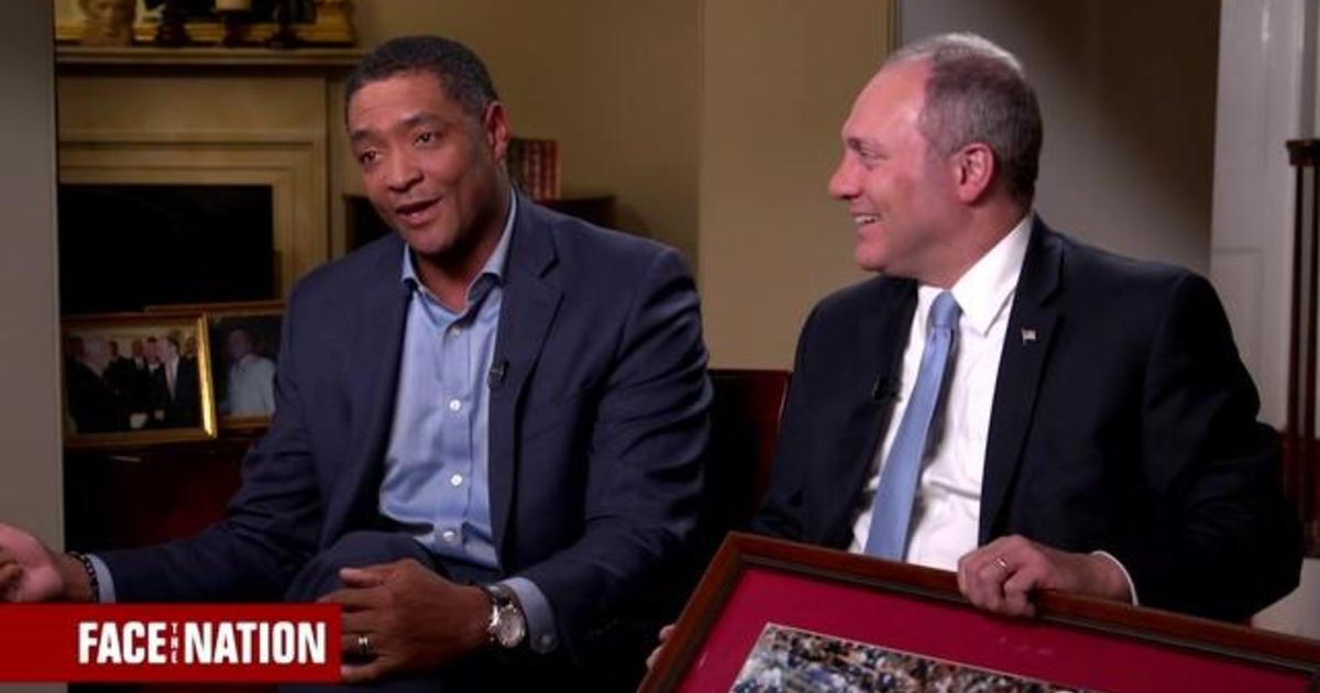 How Reps. Steve Scalise and Cedric Richmond navigate race in politics