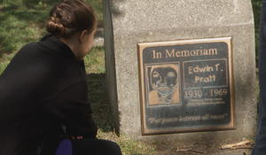 Why a girl decided to honor a relatively unknown man decades after his death