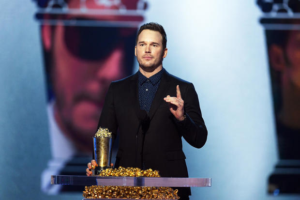 Chris Pratt -- 2018 MTV Movie And TV Awards
