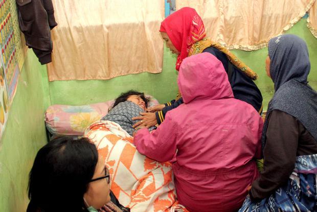 INDONESIA-ACCIDENT-BOAT