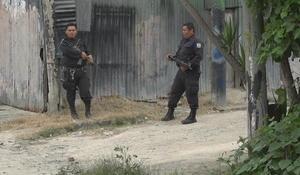 Treacherous journey to U.S. a last resort for some fleeing violence in El Salvador