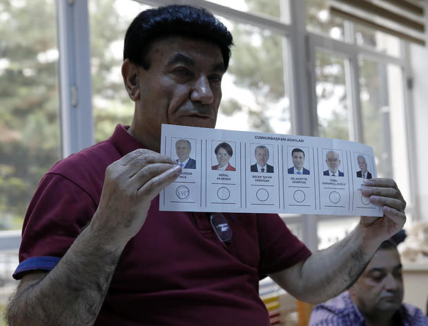 Turkey Elections