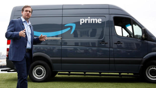 Amazon ramps up gig economy with Delivery Service Partners fleet program