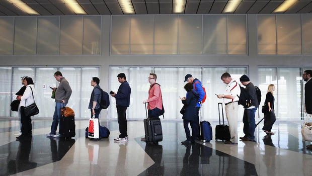 Friday expected to be busiest air travel day of the year: TSA