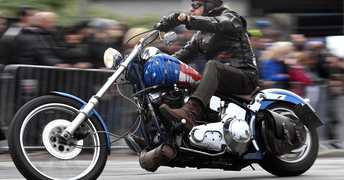 Harley-Davidson CEO out at struggling motorcycle maker
