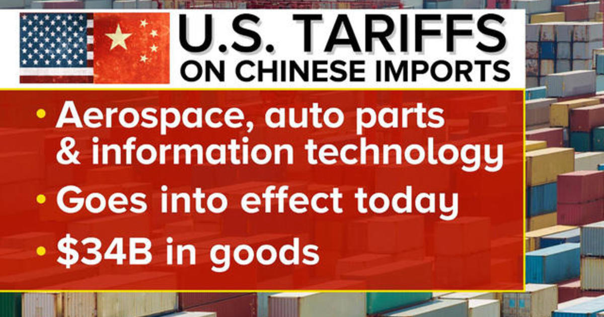 what is a tariff chinas latest moves explained cbs news - 1200×630
