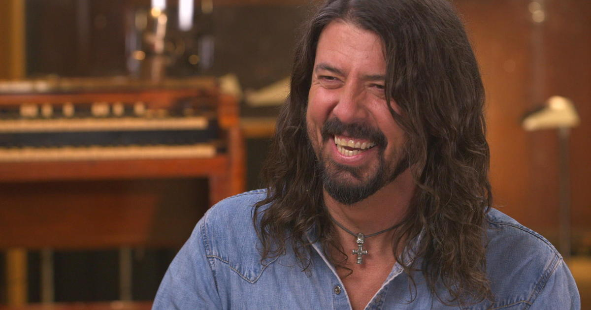 Dave Grohl of Foo Fighters: