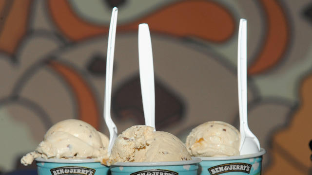 Ben & Jerry's and Bonnaroo - New Flavor Party