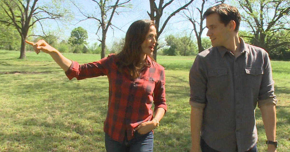 Jennifer Garner On The Farm And Away From Paparazzi Cbs News