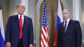 "Did President Trump say ""I believe Putin""?"