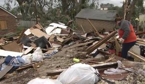 Tornadoes leave trail of destruction in Iowa