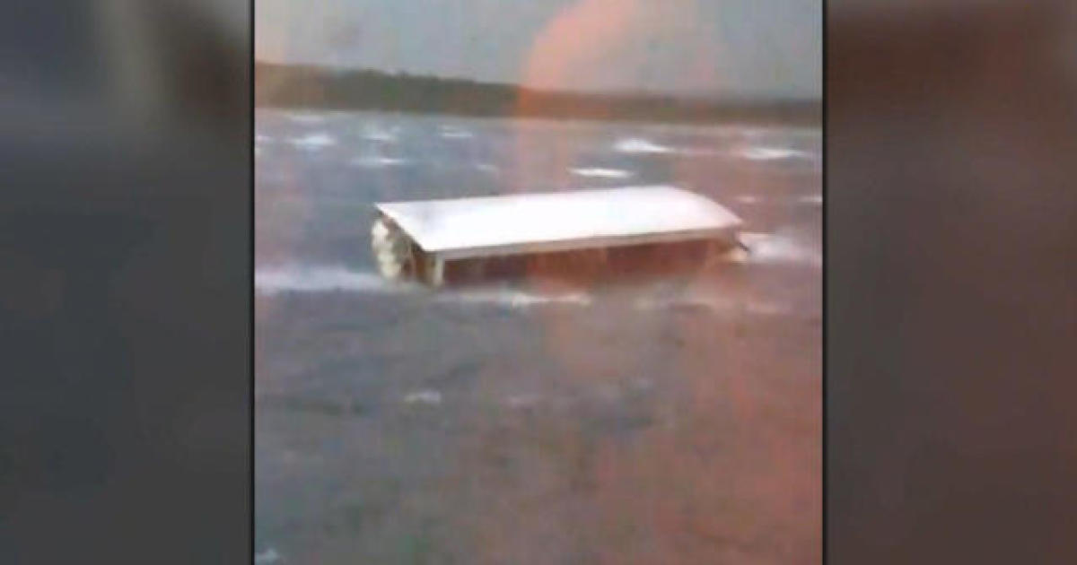 cbsnews.com - 'It shouldn't have been in the water,' says owner of company involved in deadly boat sinking