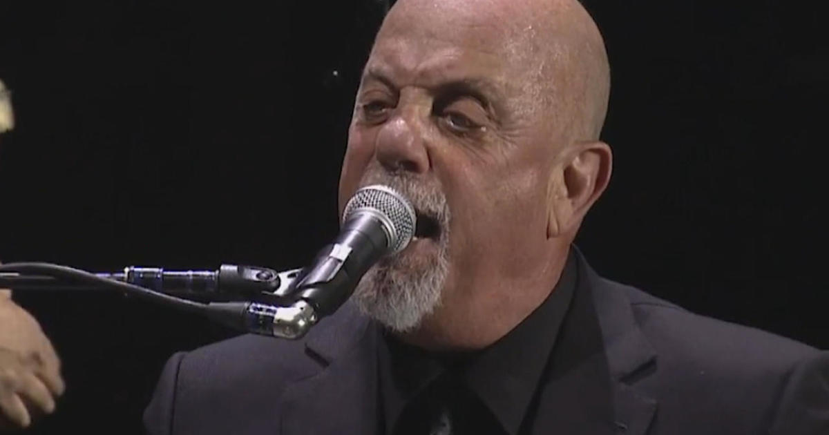 Piano Man Billy Joel On Hitting The 100 Mark At Madison Square