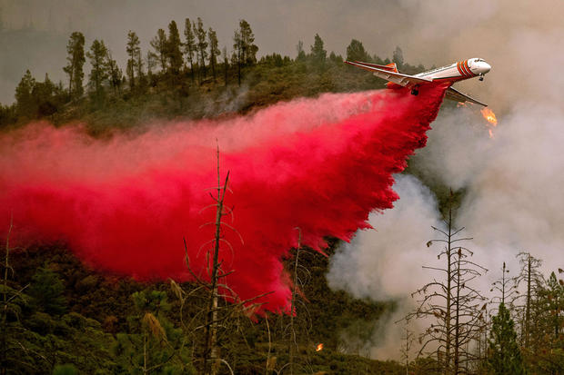 TOPSHOT-US-ENVIRONMENT-FIRE-YOSEMITE