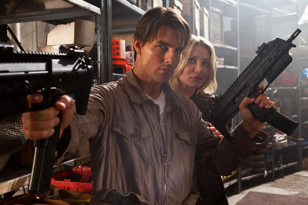 """""""Knight and Day"""" (Metascore: 46)"""