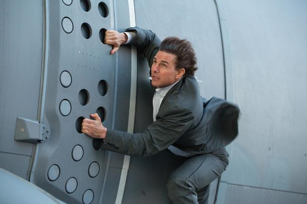"""""""Mission: Impossible - Rogue Nation"""" (Metascore: 75)"""