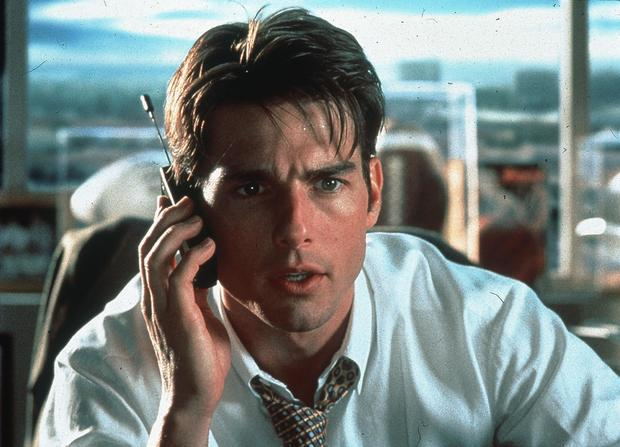 """Jerry Maguire"" (Metascore: 77)"