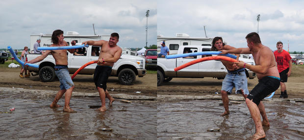 Scenes from Country Thunder