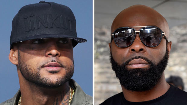 Beef Bourguignon: French Rappers Booba & Kaaris Get Into Airport Brawl