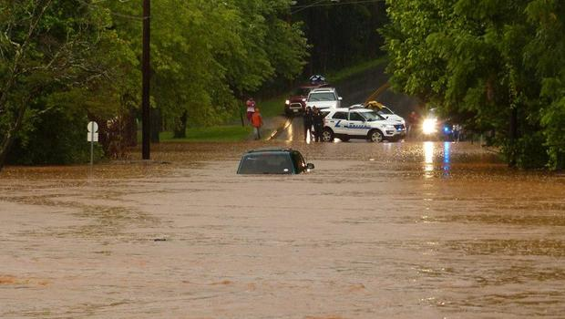 Parts of Lynchburg evacuate over possible dam failure