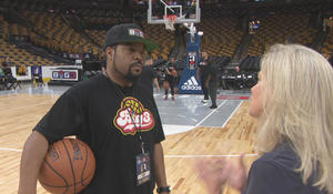 Ice Cube: At the top of his game