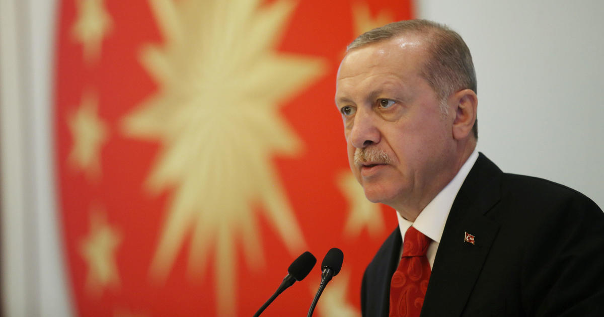 """Turkey rejects """"impositions"""" as standoff with U.S. rattles markets"""