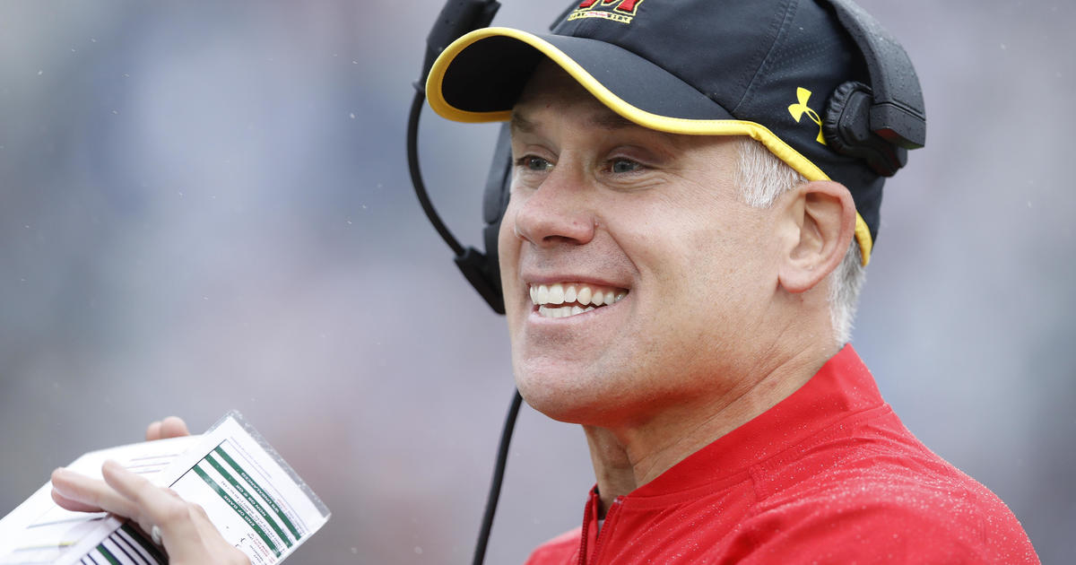 632386fddbc03 University of Maryland places head football coach on leave after  allegations of abuse