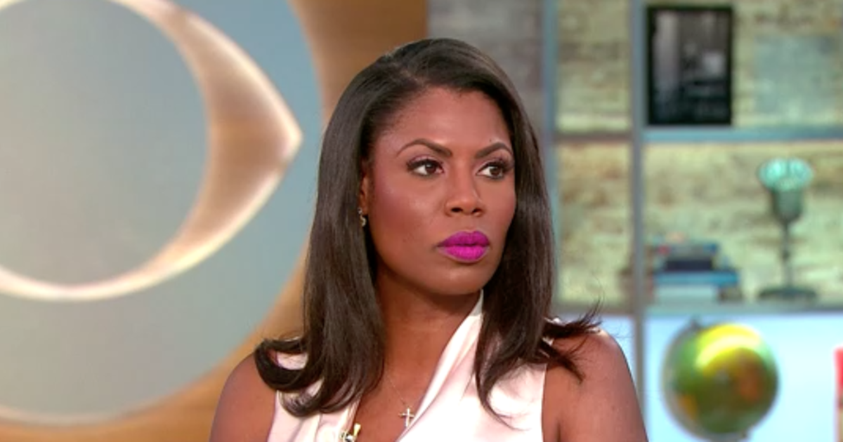 Omarosa on why she was recording Trump campaign officials: