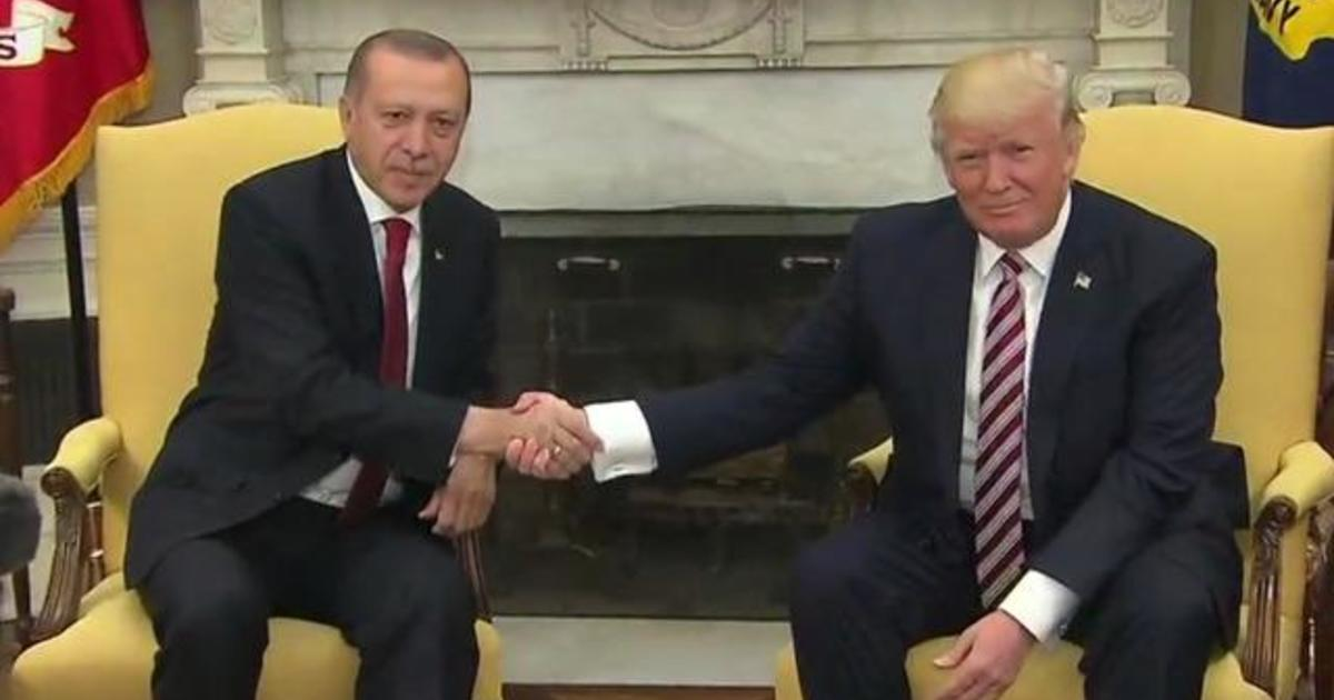 Turkey's economy plummets amid U.S. sanctions