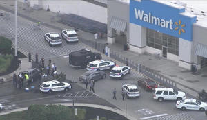 Gunman opens fire in Pennsylvania Walmart, leads police on chase