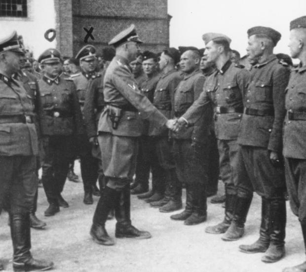 Germany Nazi Guard
