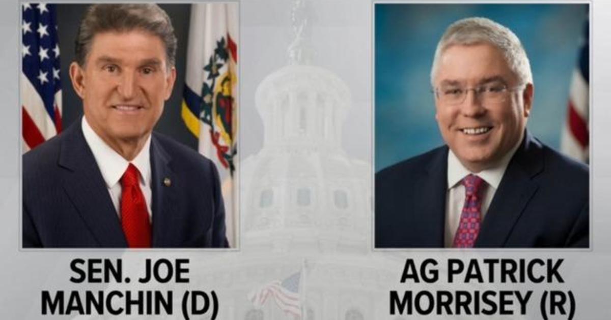 GOP hoping to unseat Manchin in West Virginia Senate race
