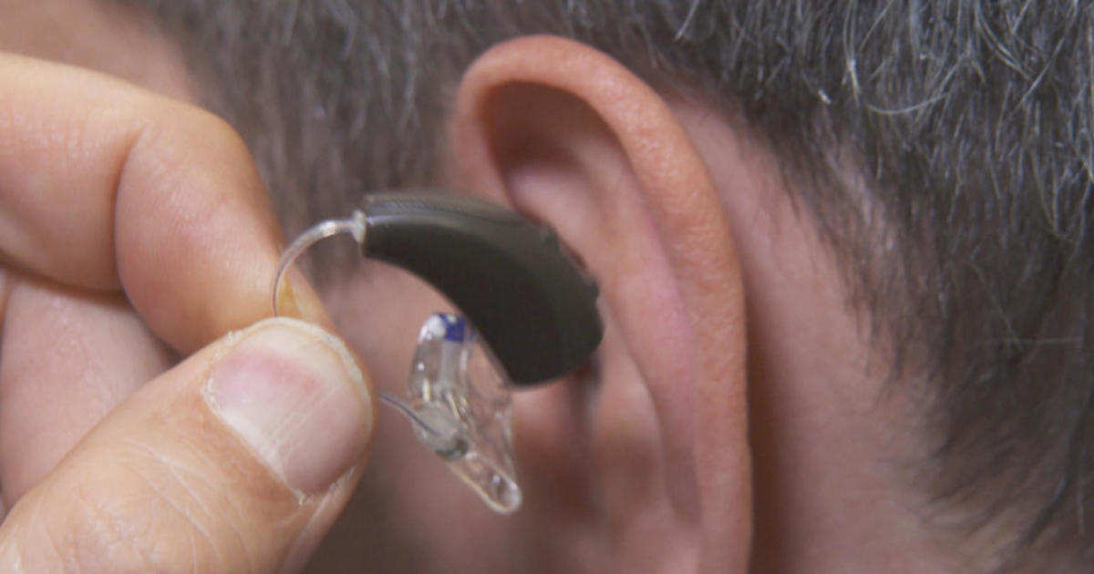 Best Hearing Amplifiers 2020.Hearing Aids You Ain T Heard Nothing Yet Cbs News