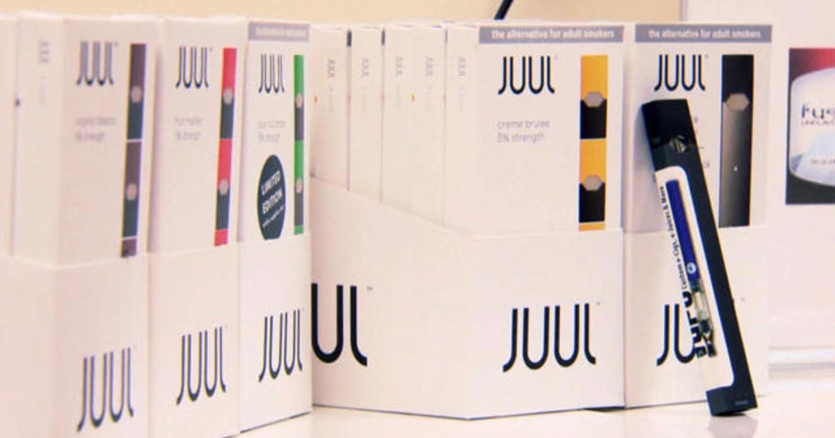 Juul, e-cigarette popular with teens, under investigation by FDA