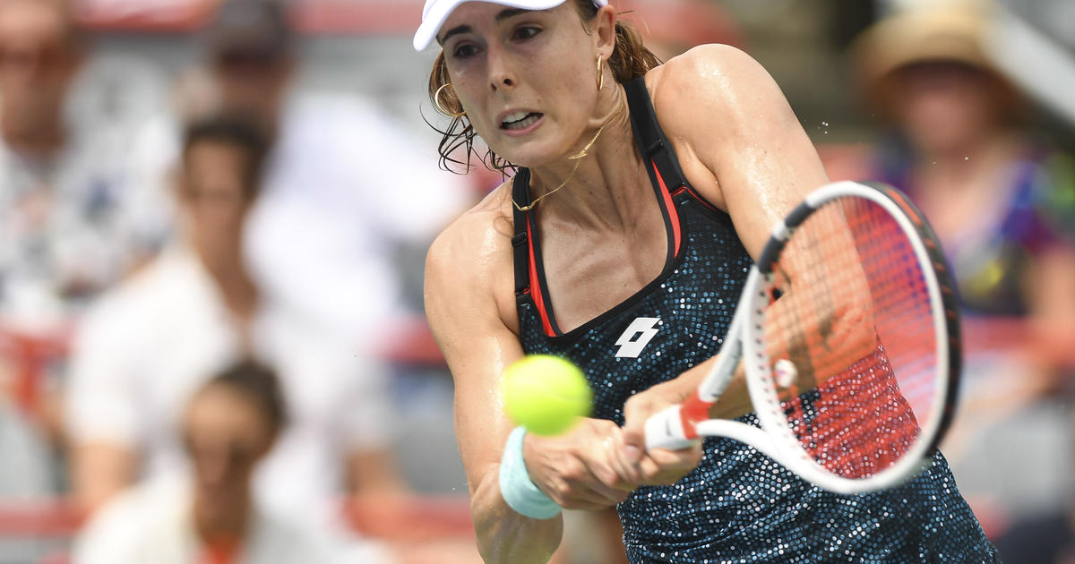 Us Open Accused Of Sexism After Female Player Aliz -7849
