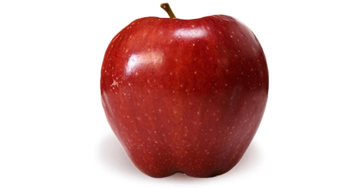 Red Delicious Apple Is No Longer Americas No 1 Cbs News